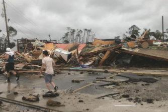 Port St Joe Destruction