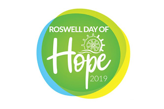 Roswell Day of Hope to Use Homepage