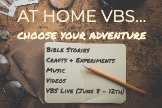Online VBS Web Event Graphic