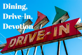 Drive In Graphic for Web