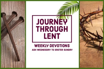 Journey thru Lent - Small Web Pic